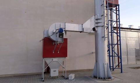 Kocioł KWH 2MW wraz z wyposażeniem kotłowni